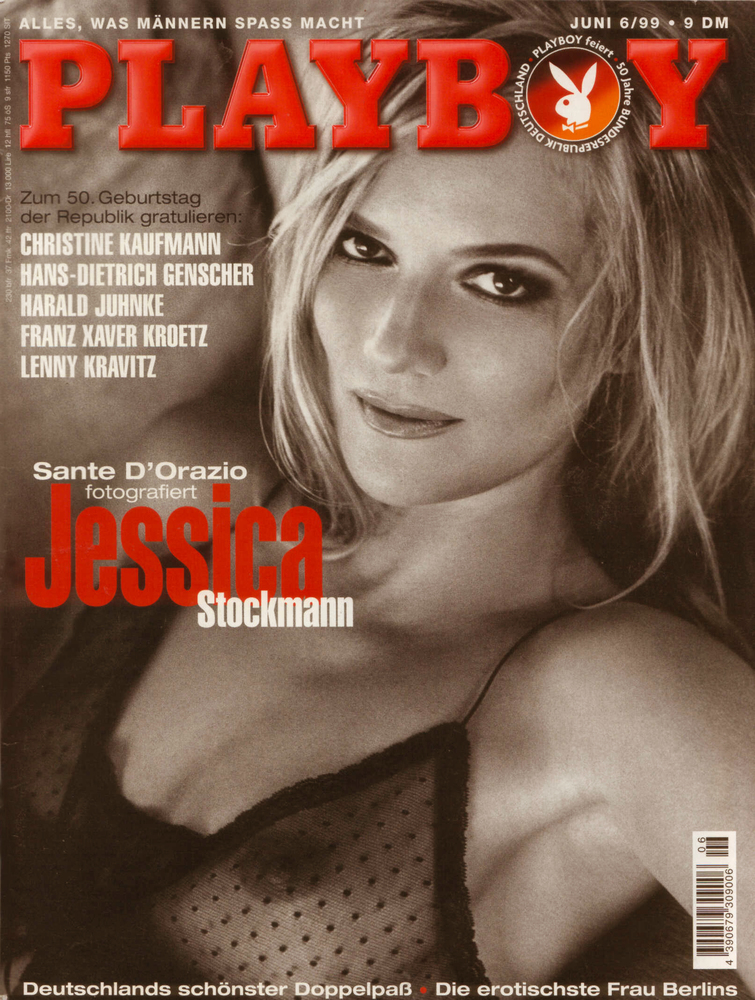 Jessica Stockmann Nackt. Foto - 9