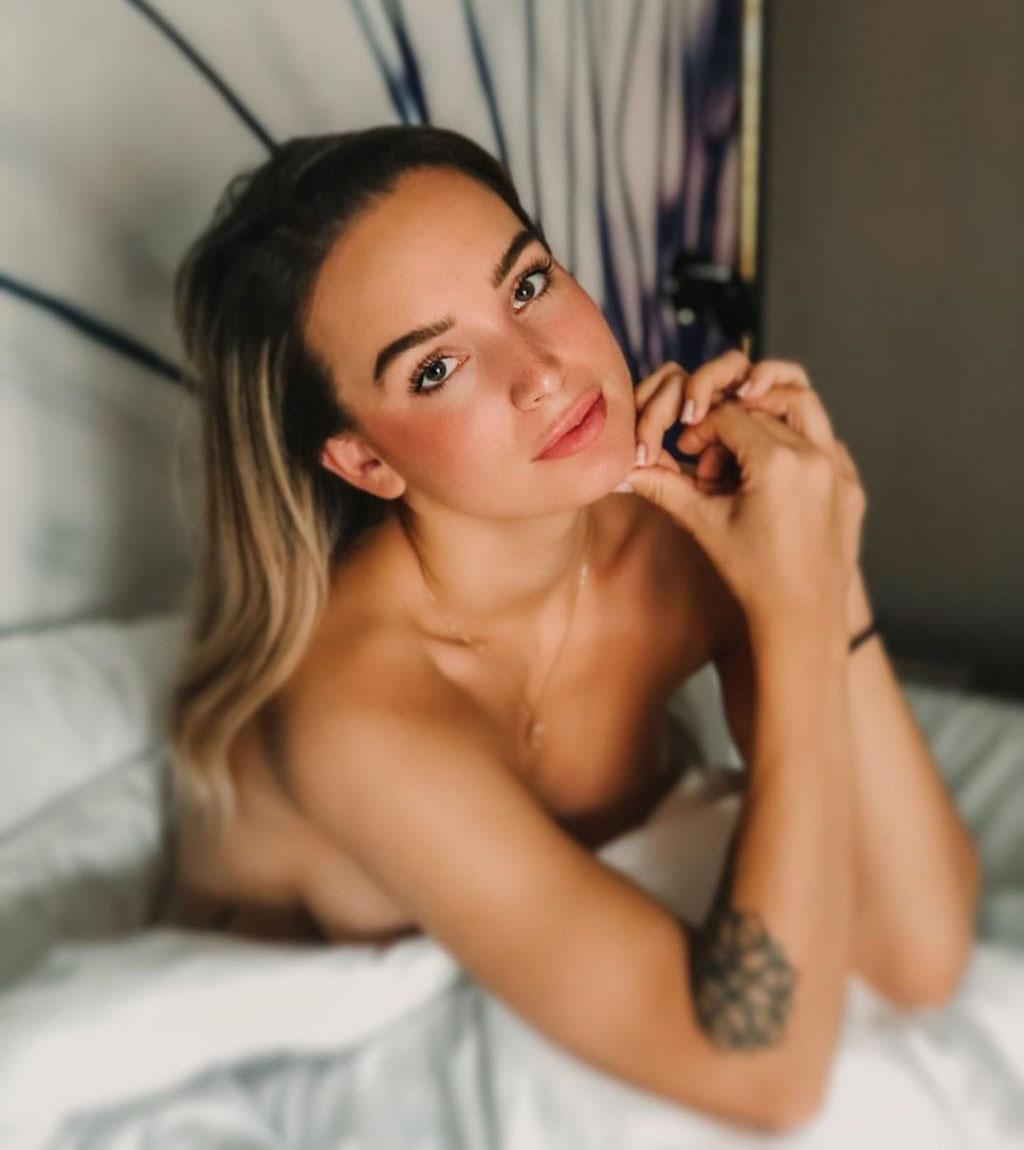 Julia Römmelt Nackt. Foto - 19
