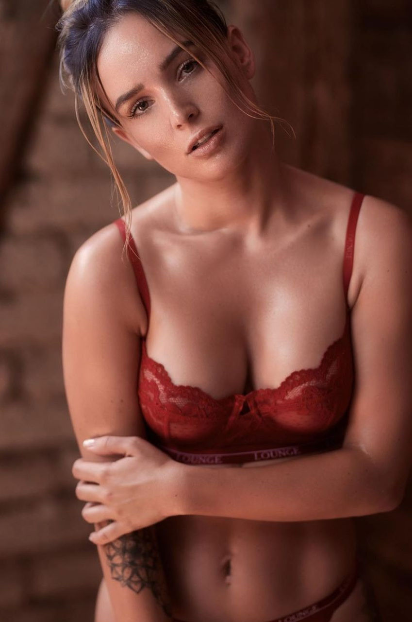 Julia Römmelt Nackt. Foto - 6