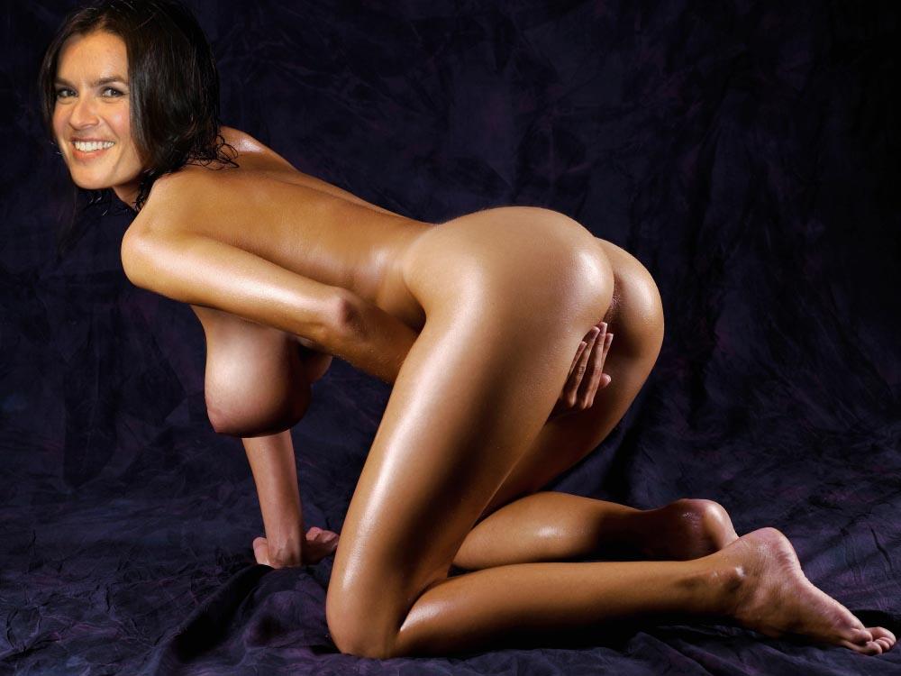 Roth nackt fake claudia Claudia Jung