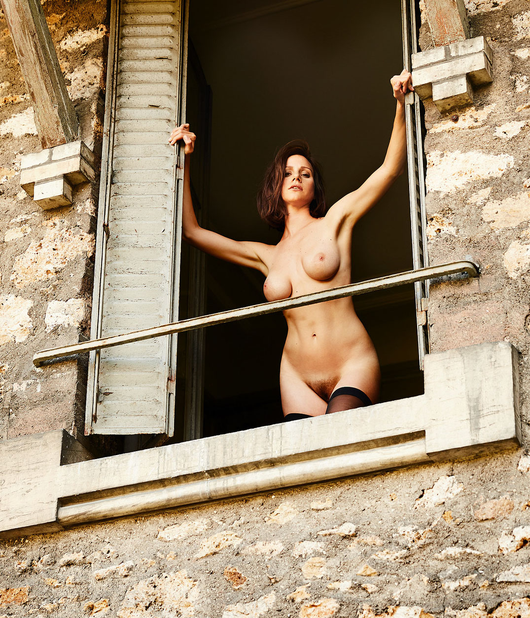 Katrin nackt Heß Nackt, damit
