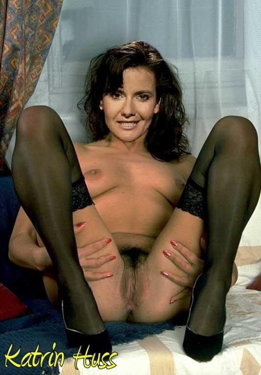 Katrin Huß Nackt. Foto - 7
