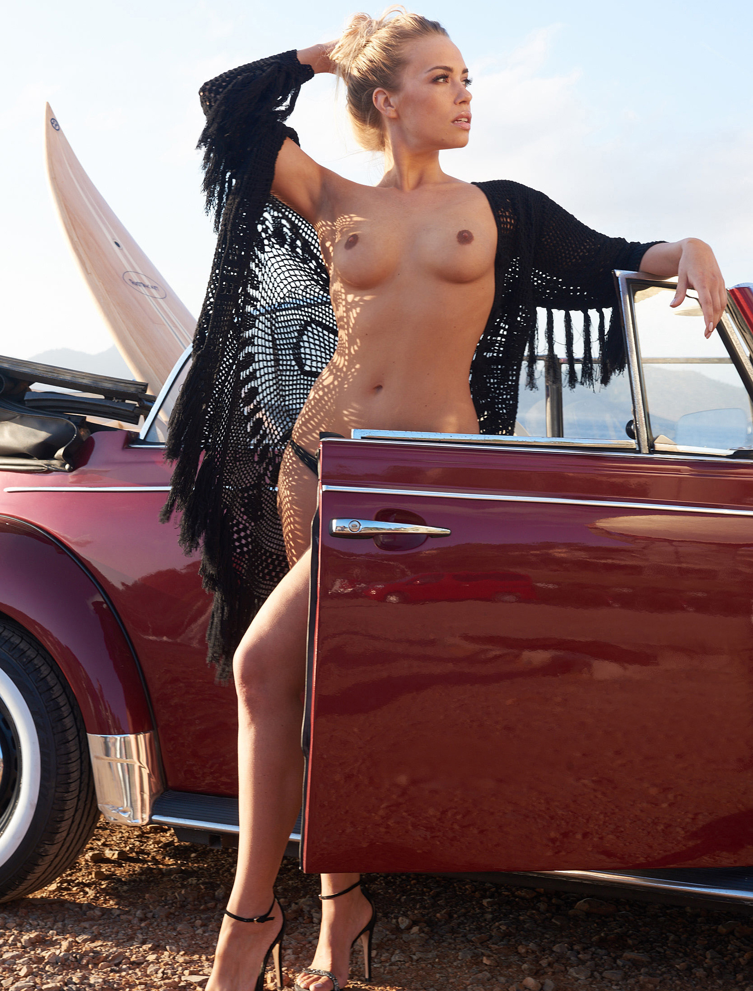 Lara-Isabelle Rentinck Nackt. Foto - 40