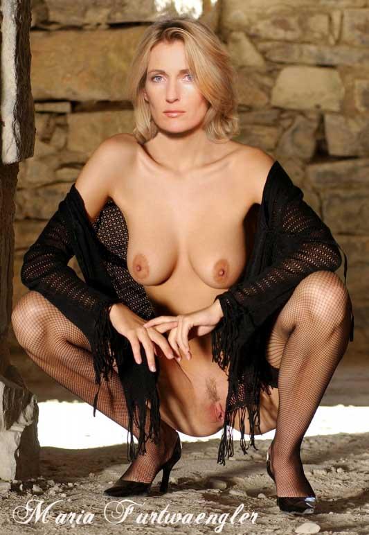 Maria Furtwängler Nackt. Foto - 17