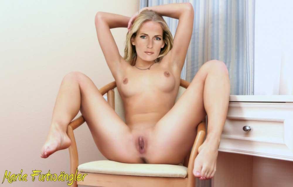 Maria Furtwängler Nackt. Foto - 45