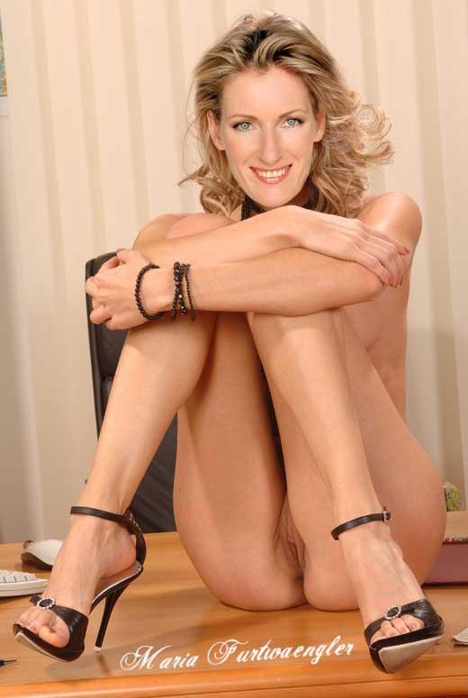 Maria Furtwängler Nackt. Foto - 6
