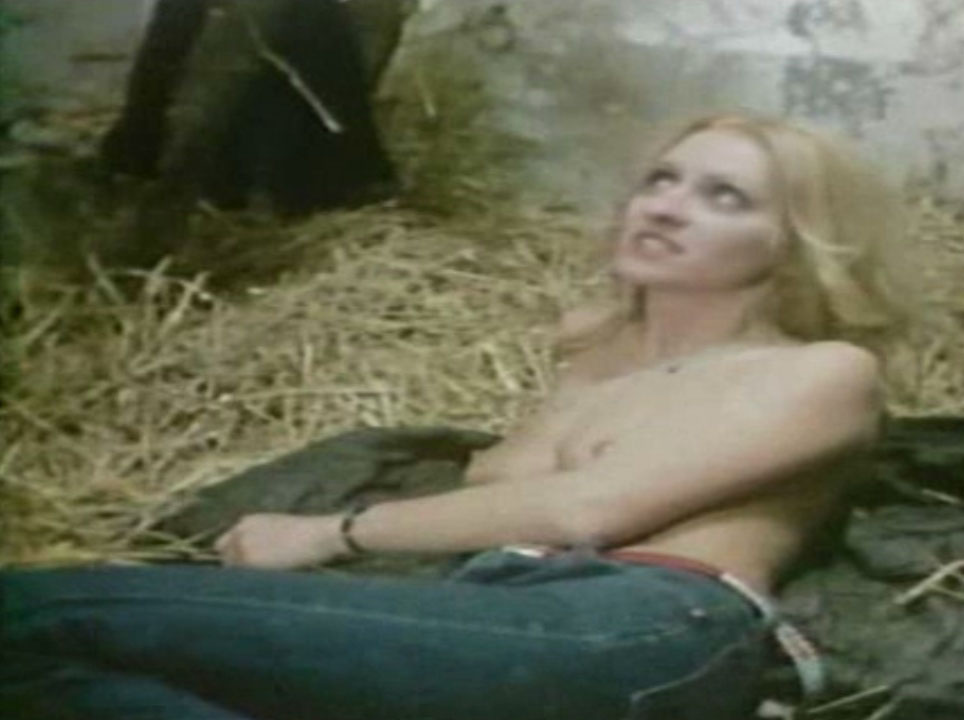Die völlig nackte Marianne Aubert!