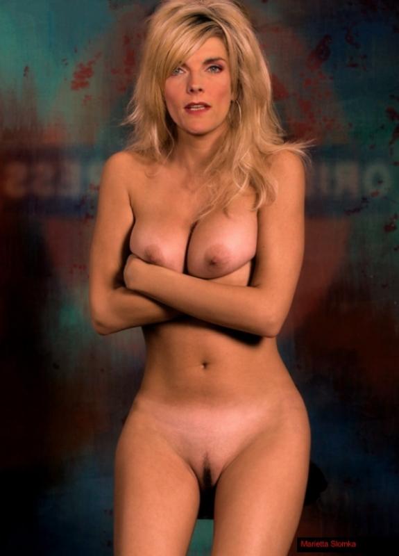 Marietta Slomka Nackt. Foto - 22