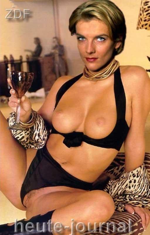 Marietta Slomka Nackt. Foto - 5