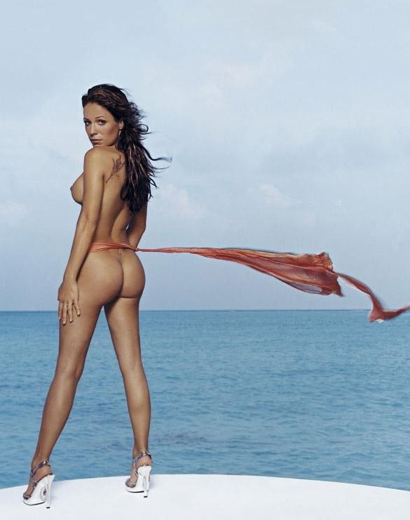 Michelle nackt und geil