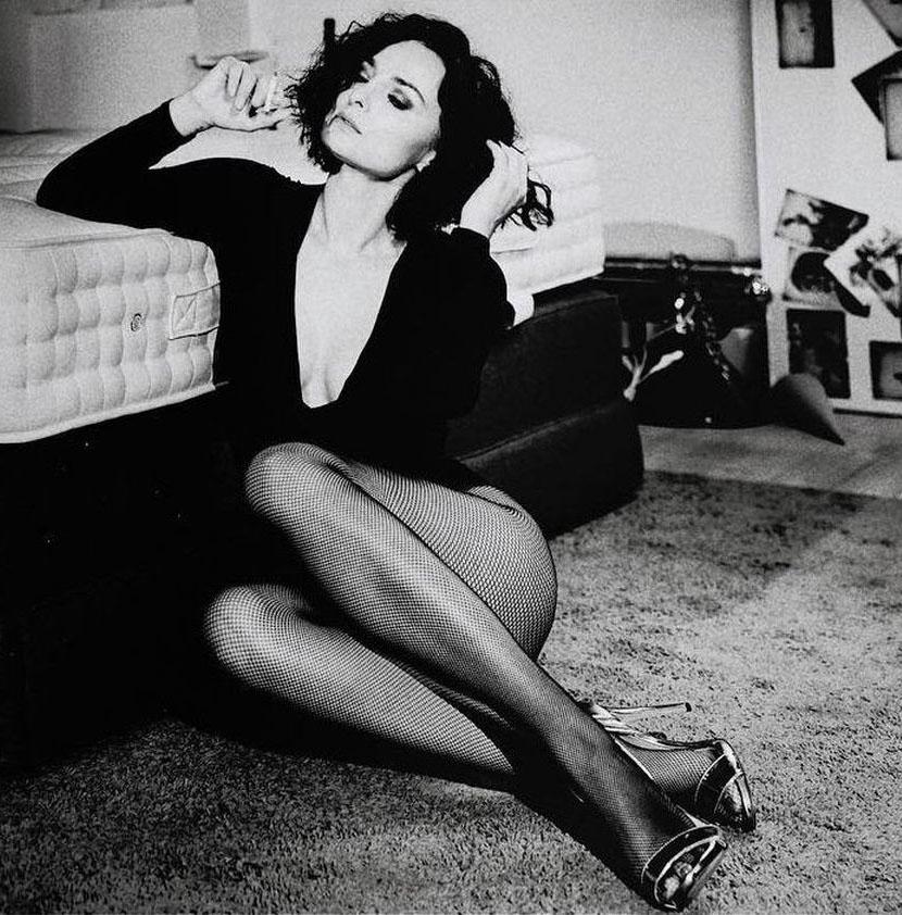 Mimi Fiedler Nackt. Foto - 19