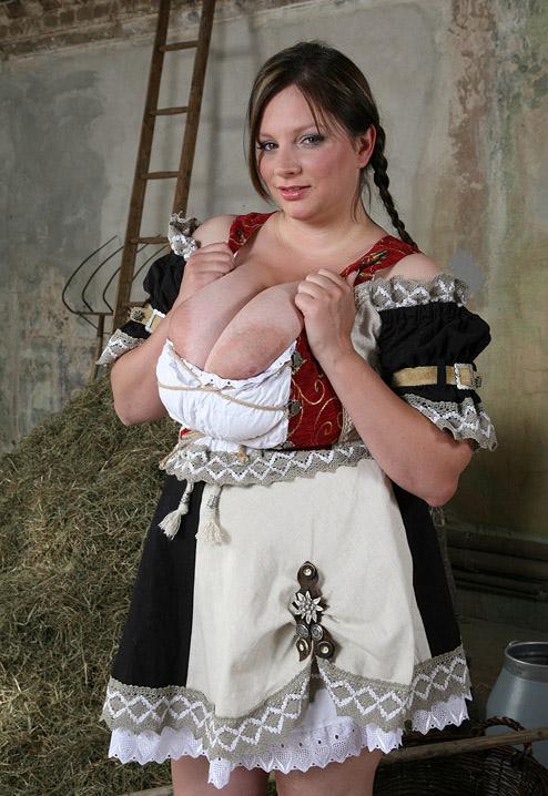 Надин Янсен голая. Фото - 86