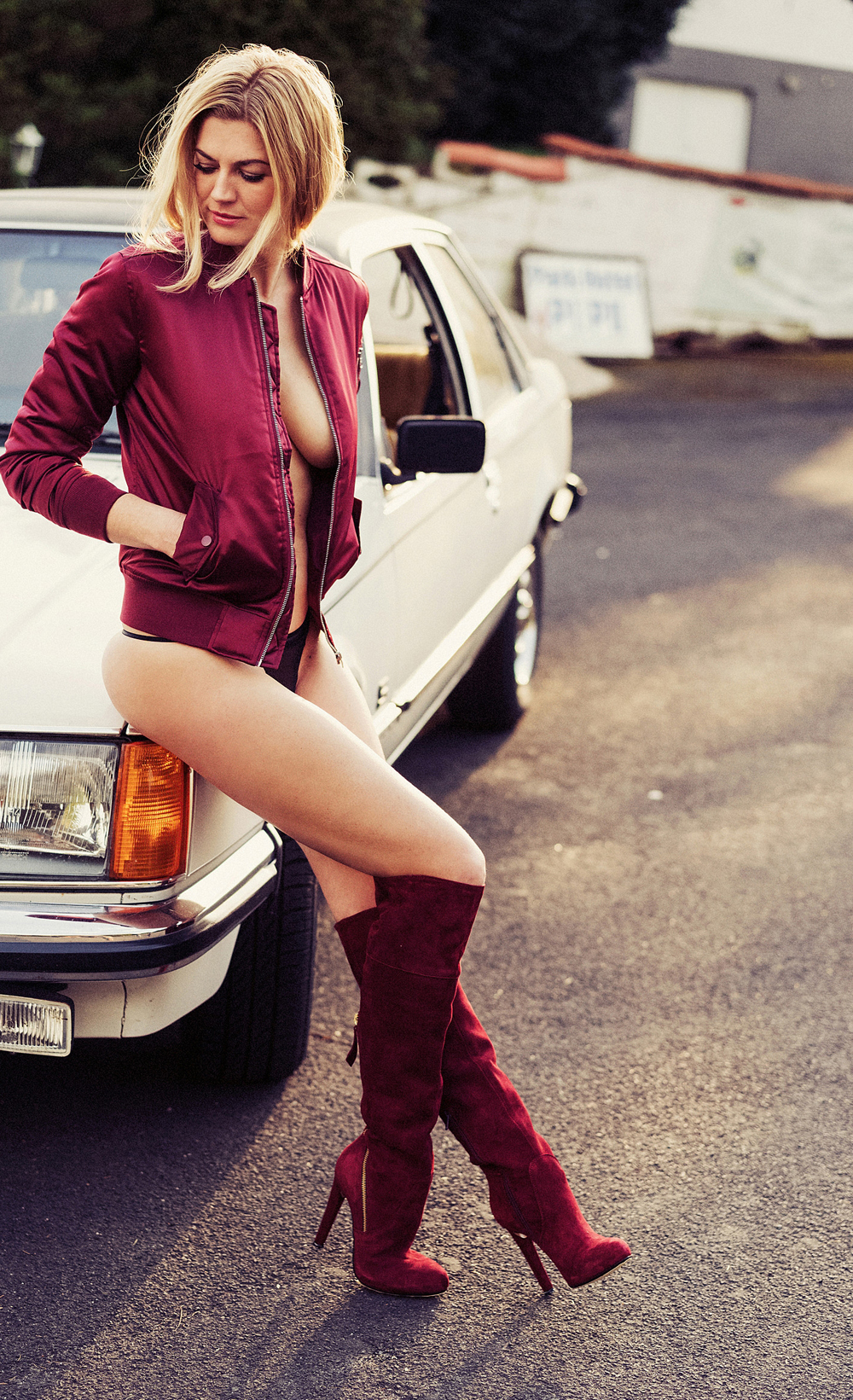 Nina bott playboy bilder nackt