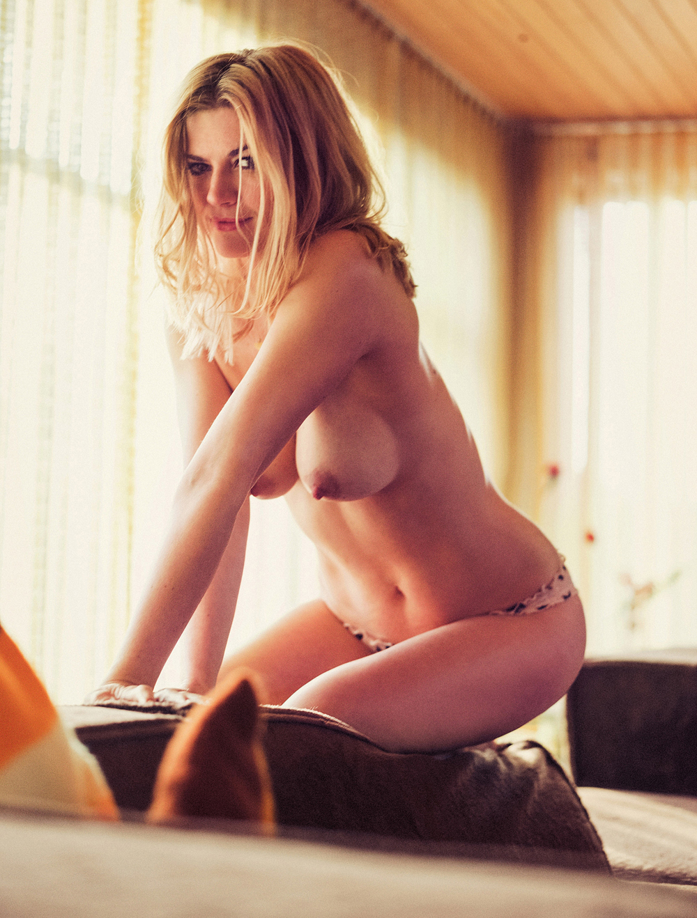 Nina Bott Nackt. Foto - 63