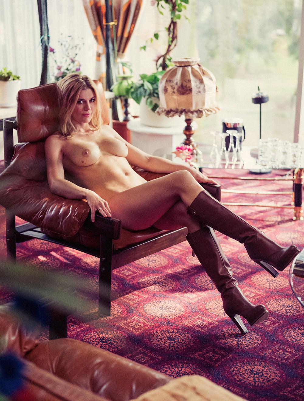 Nina Bott Nackt. Foto - 64