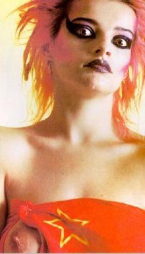 Nina Hagen Nackt. Foto - 7