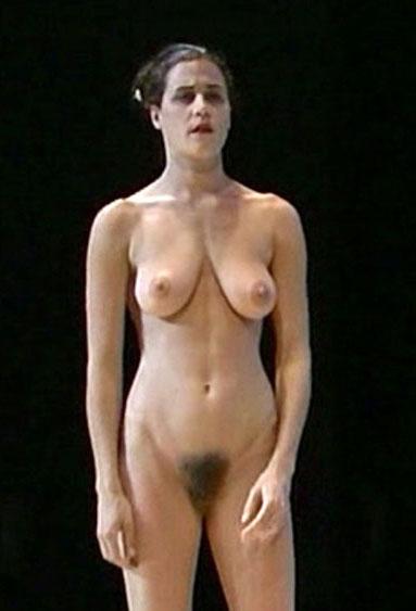Nina Kunzendorf Nackt