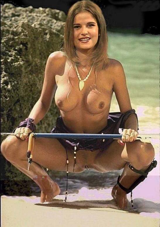 Pamela Großer Nackt. Foto - 36