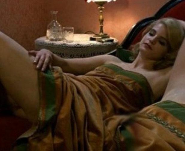 Rike Schmid fühlt sich nackt am wohlsten.
