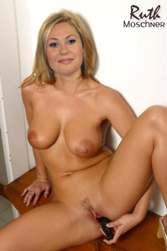 Ruth Moschner Nackt