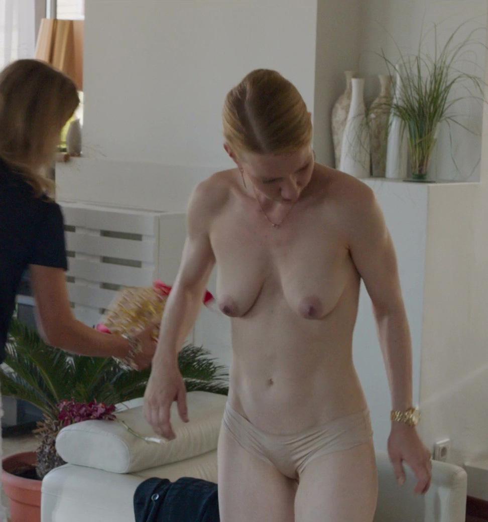 Hüller nackt sandra 'Toni Erdmann'