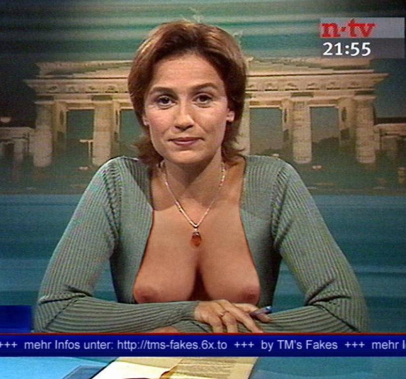 Sandra Maischberger Nackt. Foto - 4