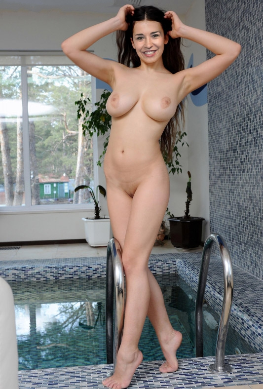 Sarah Bogen Nackt. Foto - 2