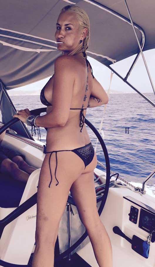 Sarah Connor Nackt. Foto - 10
