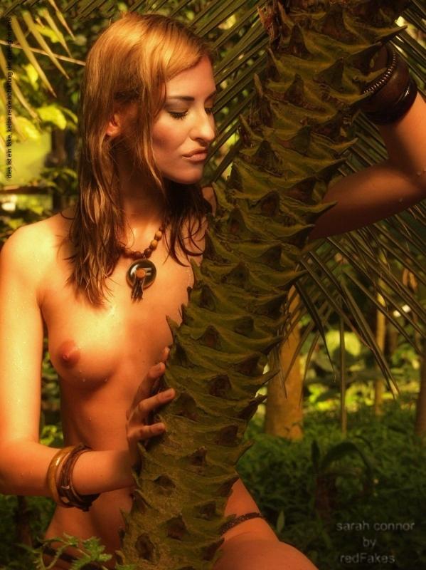 Sarah Connor Nackt. Foto - 34