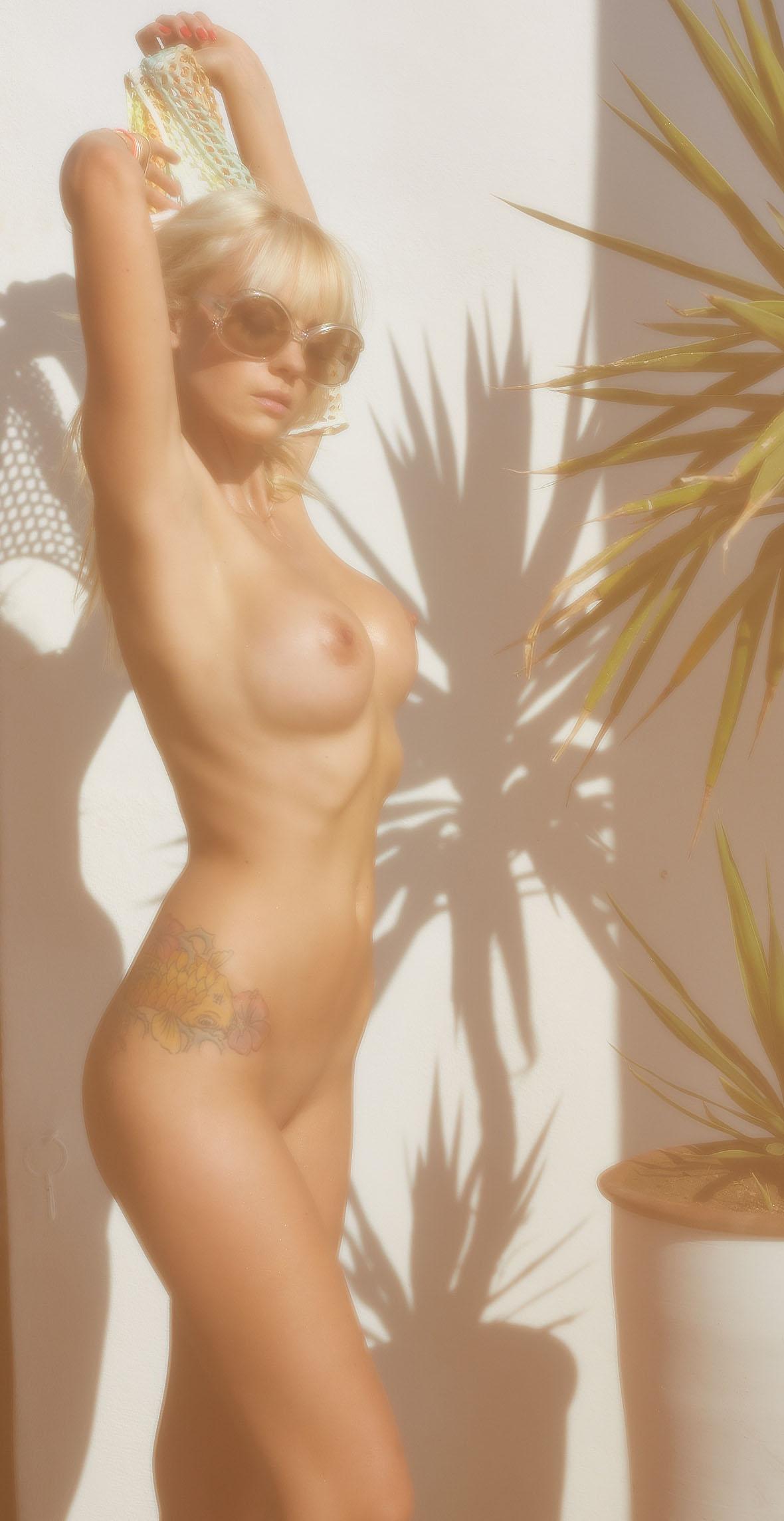 Sarah Domke Nackt. Foto - 42