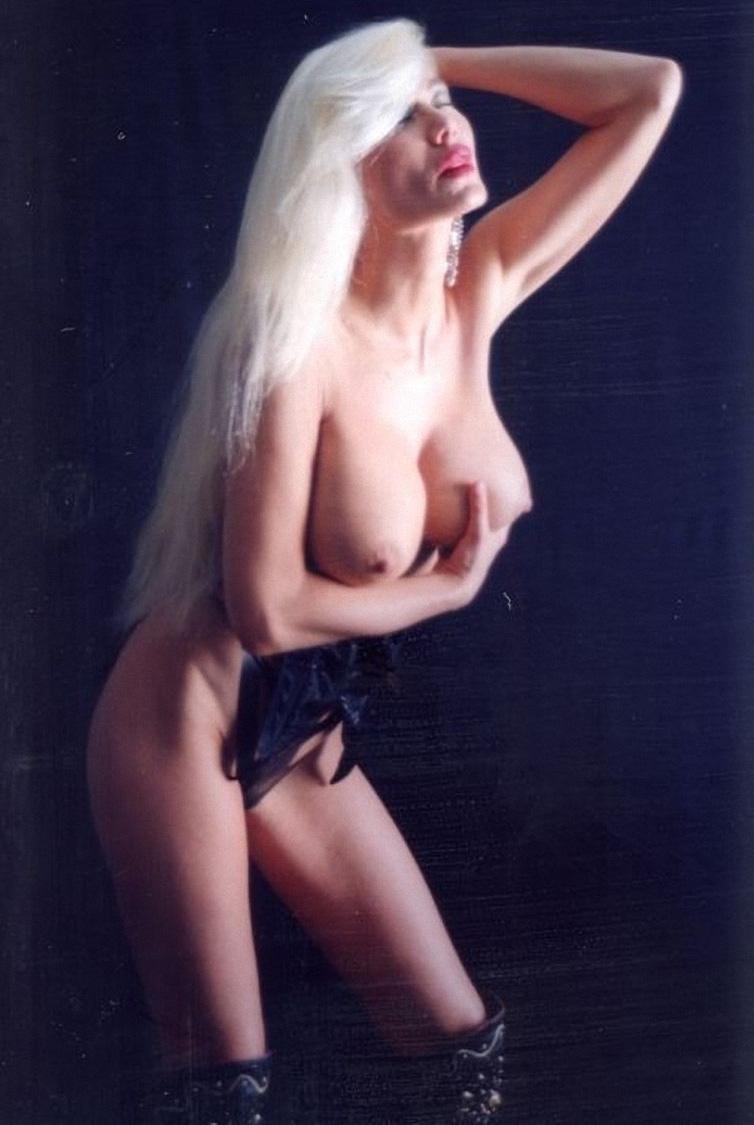 Sibylle Rauch Nackt. Foto - 1