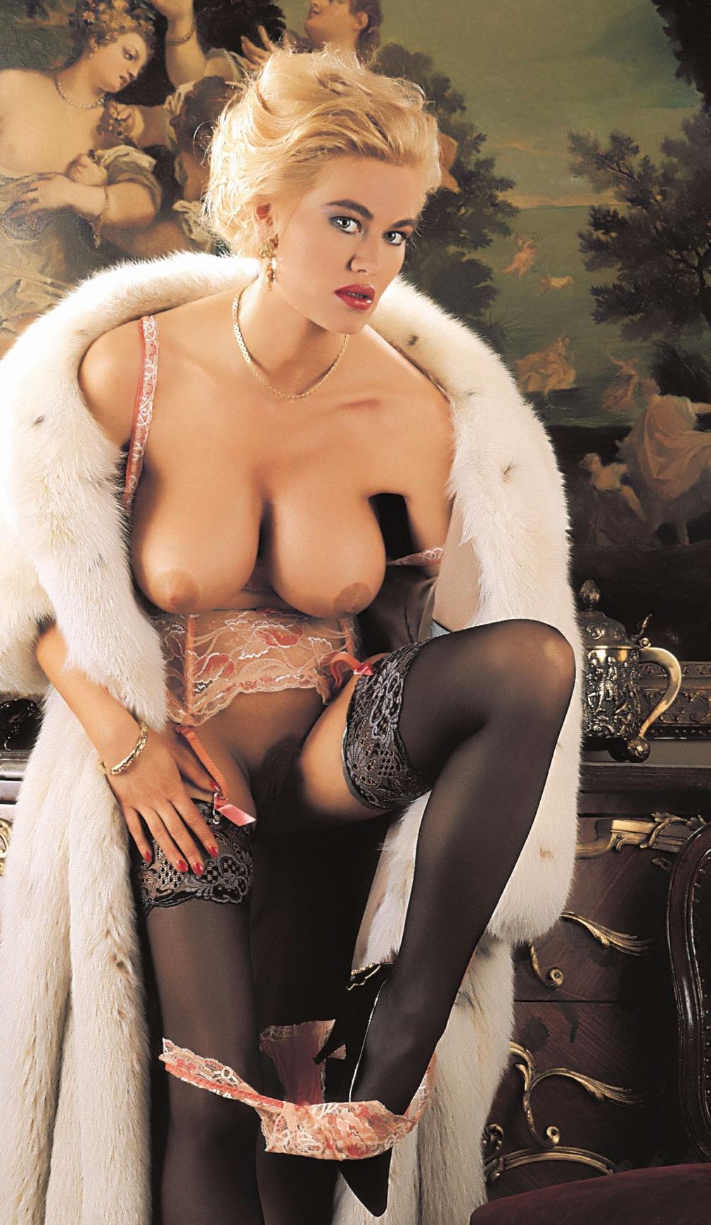 Jung nackt rauch sybille Sybille Rauch