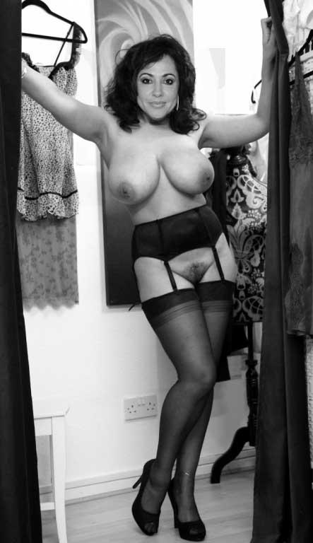 Simone Thomalla Nackt. Foto - 1