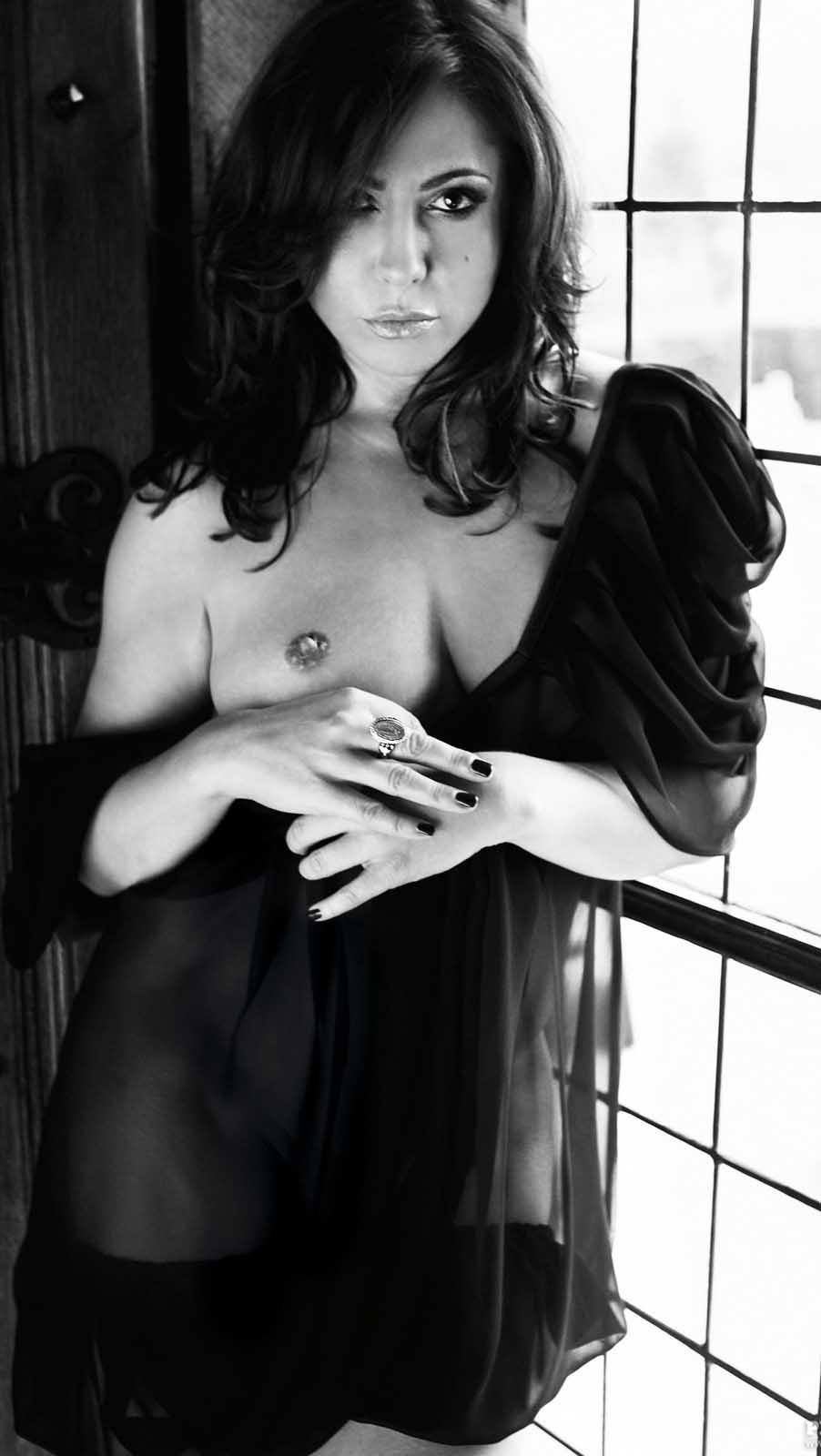 Simone Thomalla Nackt. Foto - 32