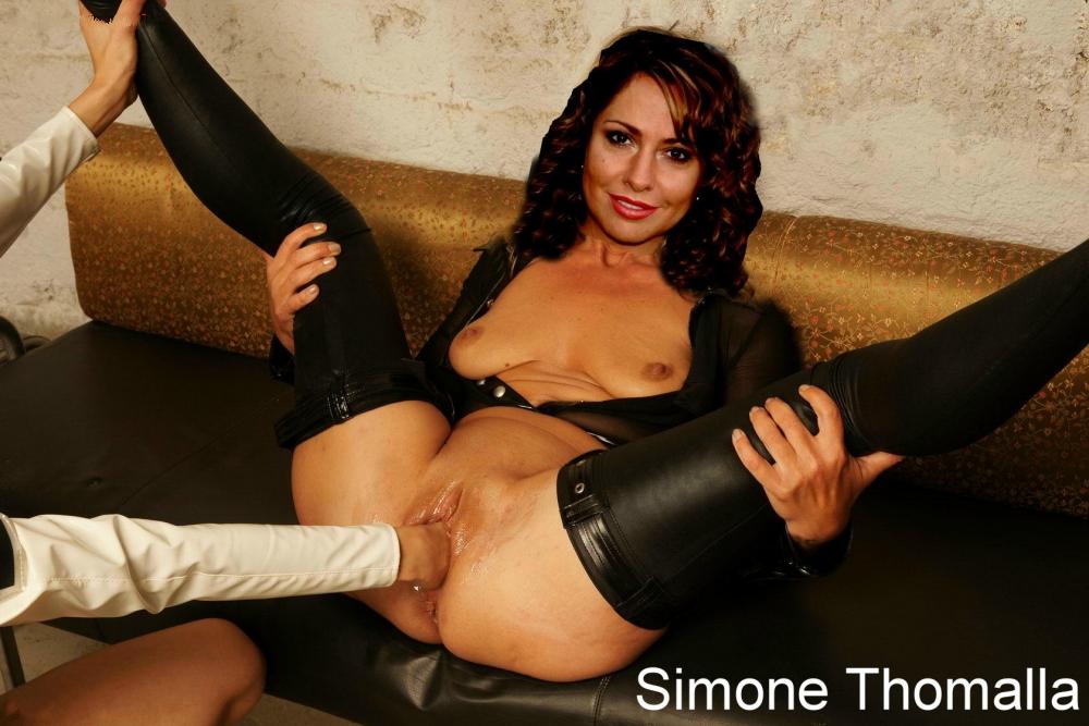 Simone Thomalla Nackt. Foto - 37