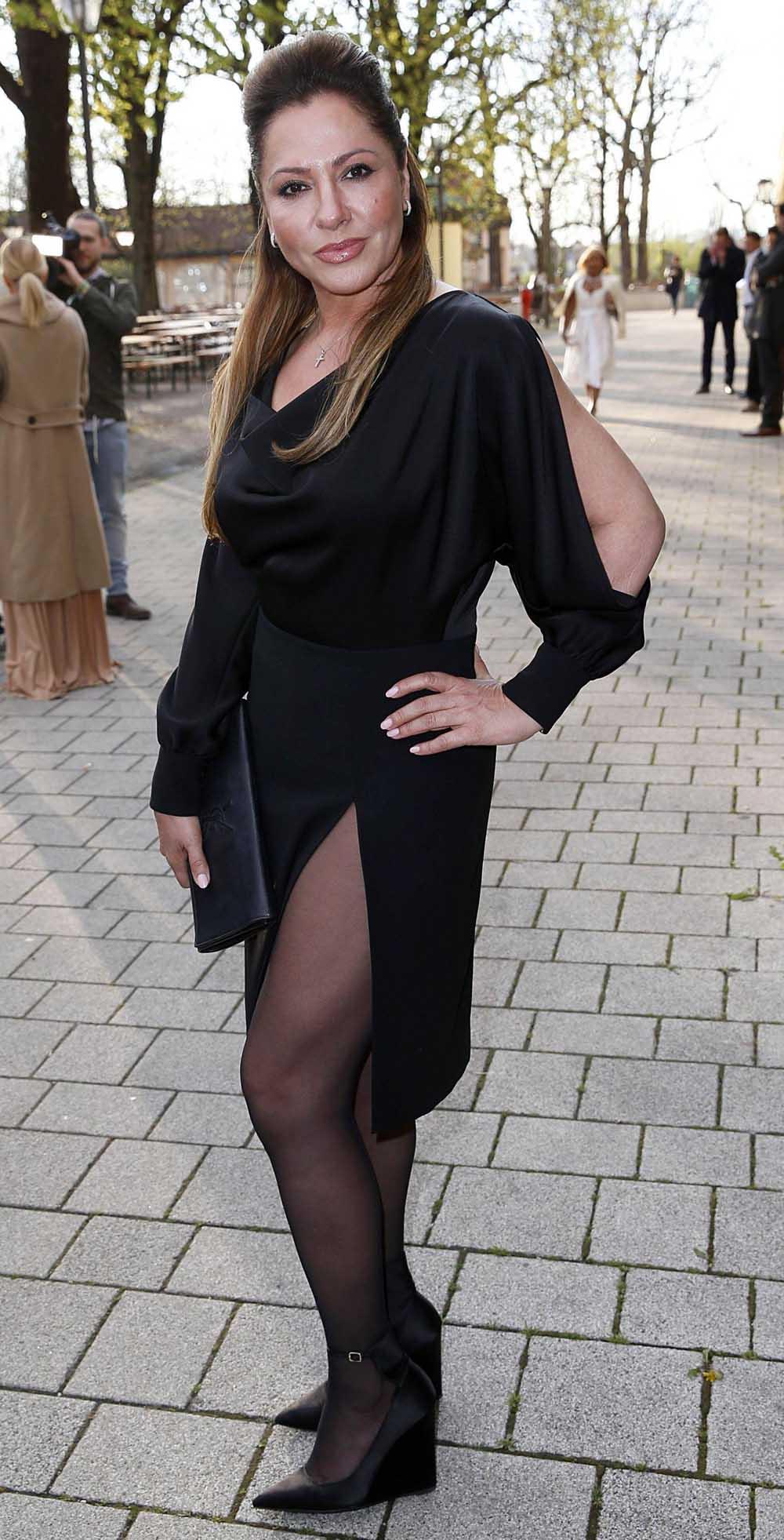 Simone Thomalla Nackt. Foto - 61