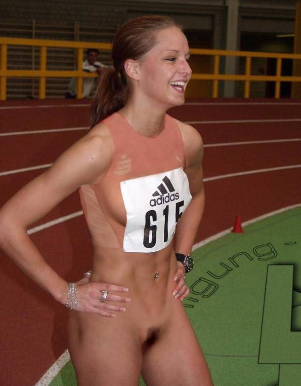Nackt Sina Schielke  German Sport