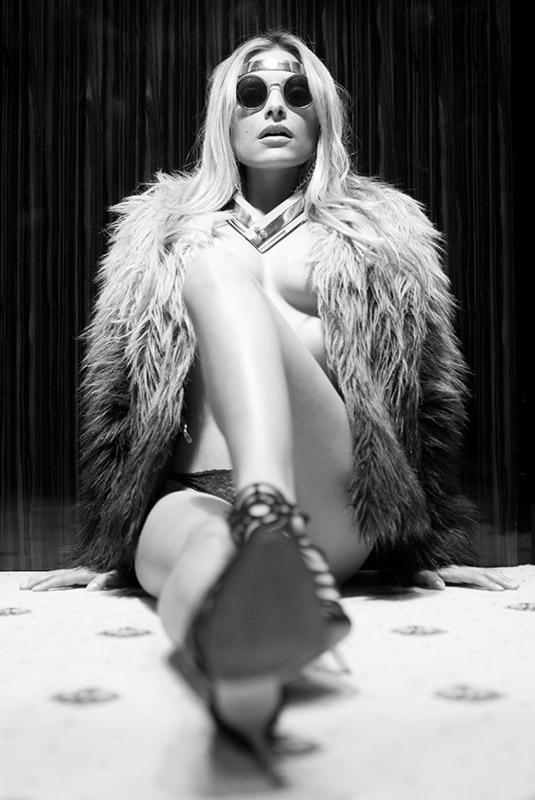 Sophia Thomalla Nackt. Foto - 11