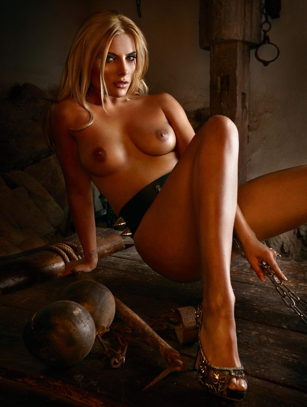 Sophia Thomalla Nackt. Foto - 47