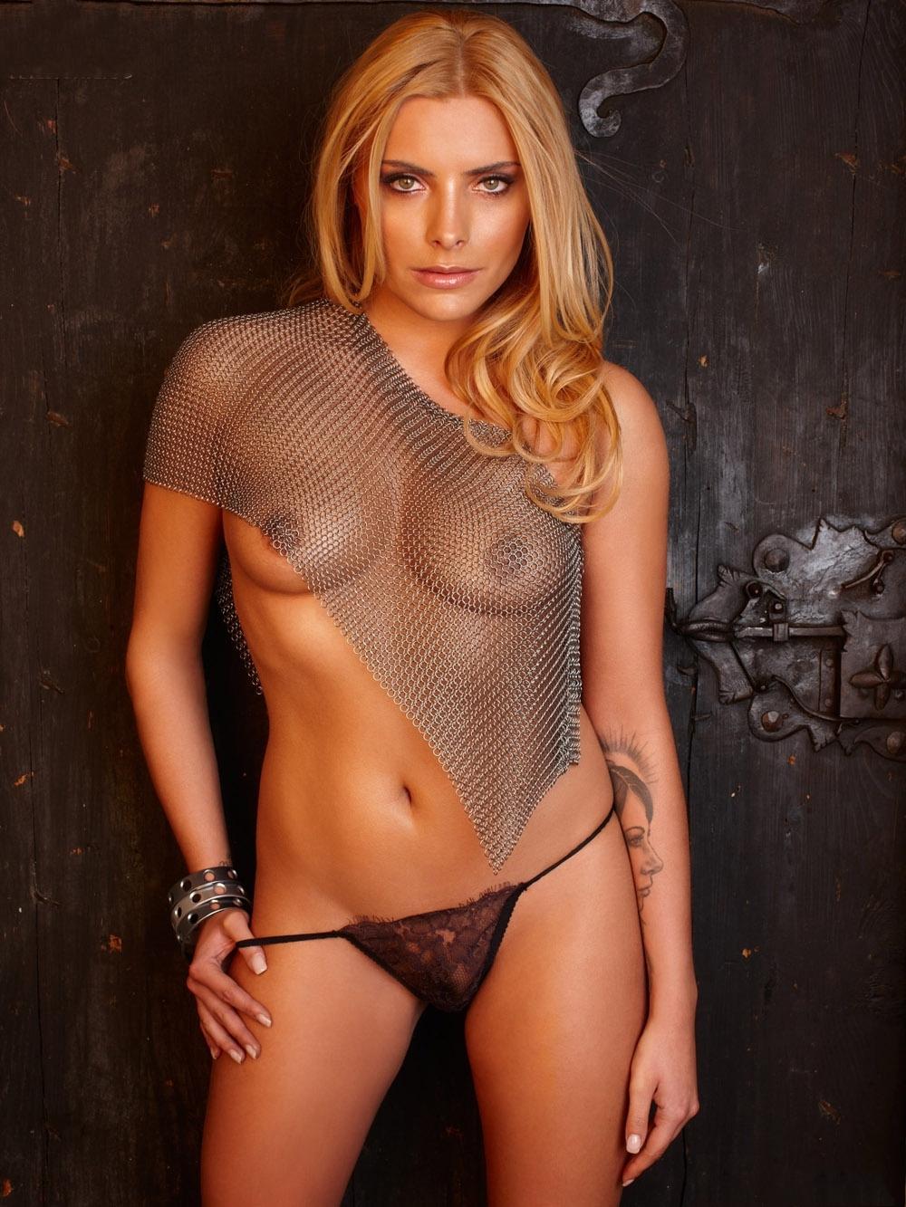 Sophia Thomalla Nackt. Foto - 49