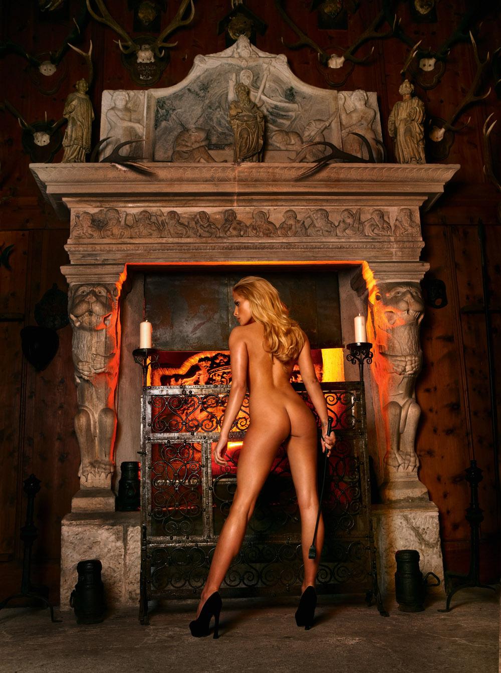 Sophia thomalla nackt seilspringen