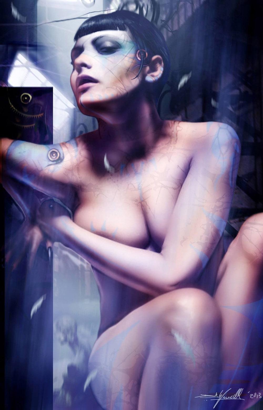 Sophia Thomalla Nackt. Foto - 63
