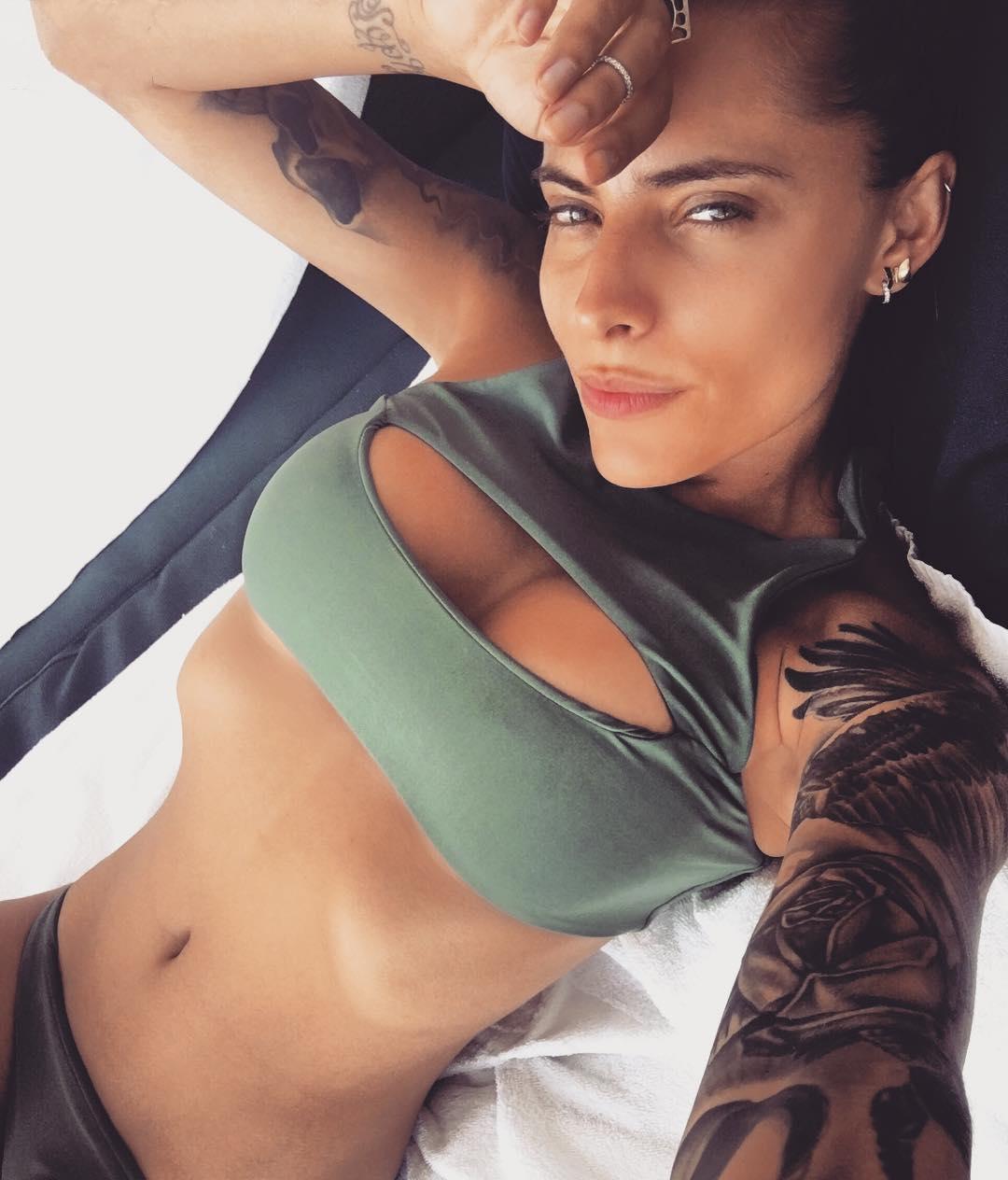 Sophia Thomalla Nackt. Foto - 66