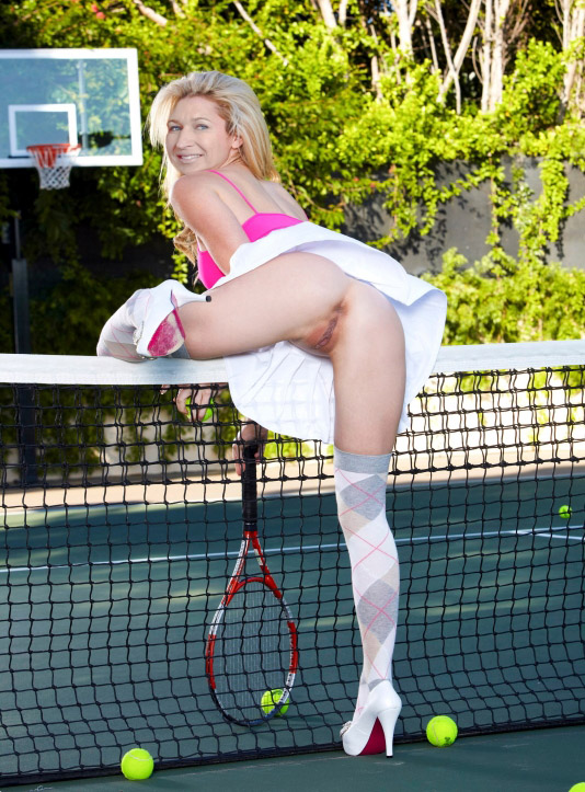 Steffi Graf Nude. Photo - 22