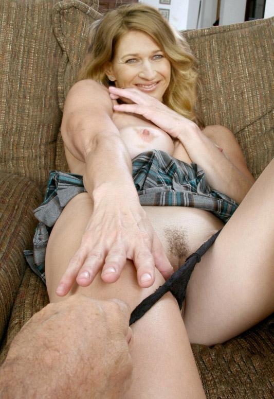 Steffi Graf Nude. Photo - 27