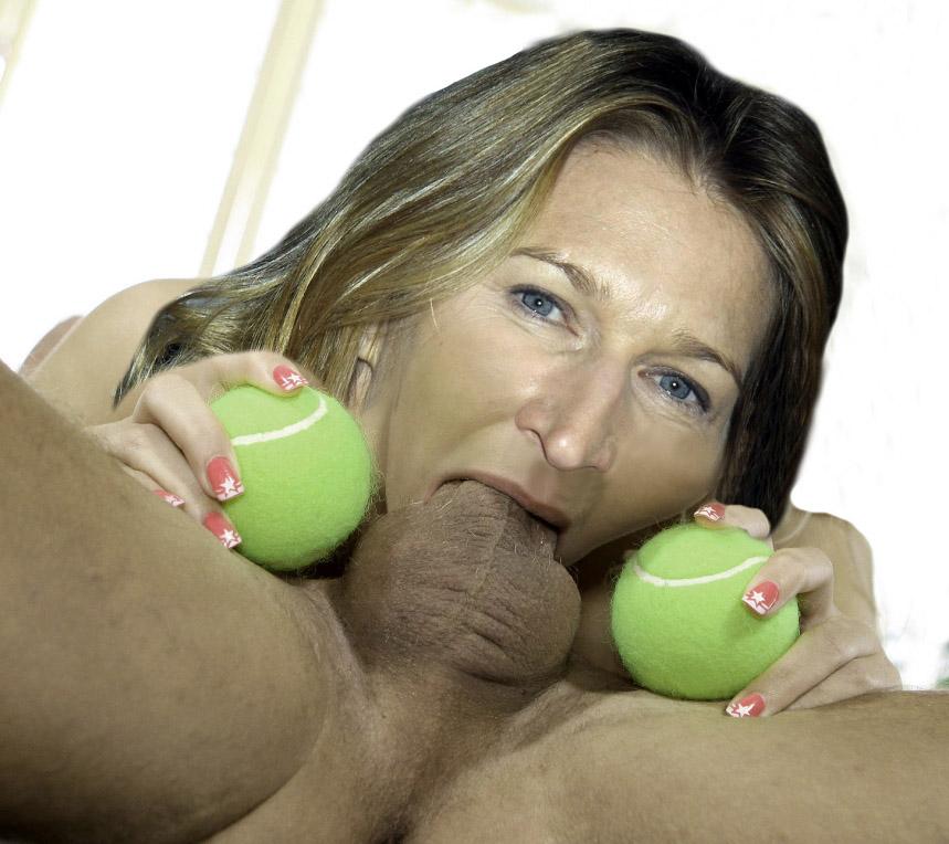 Steffi Graf Nude. Photo - 36