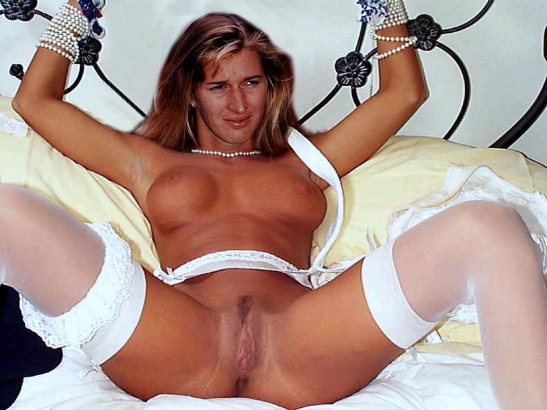 Steffi Graf Nude. Photo - 40
