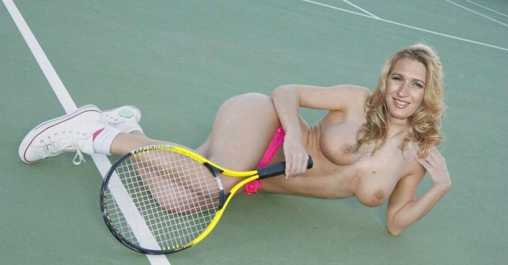 Steffi Graf Nude. Photo - 66