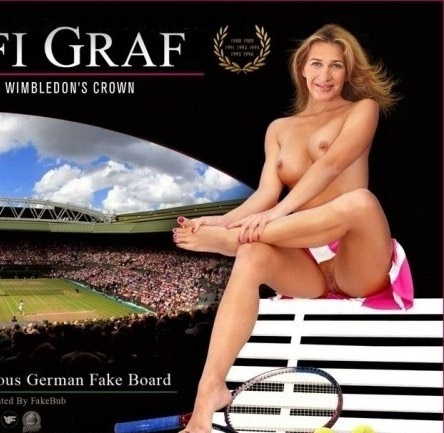 Steffi Graf Nude. Photo - 86