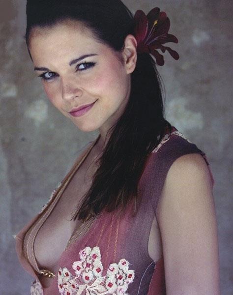 Susan Hoecke Nackt. Foto - 7